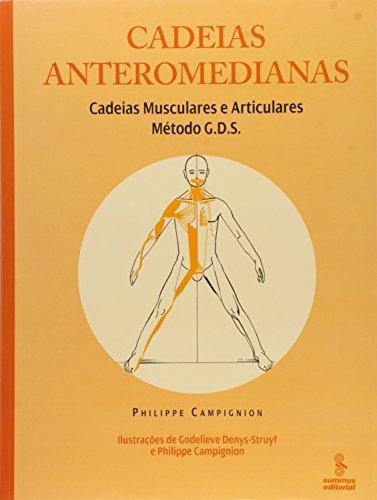 Cadeias ntero-Laterais. Cadeias Musculares E Articulares. Mtodo G.D.S. (Em Portuguese do Brasil)