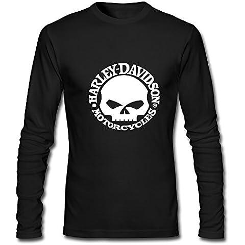 Harley Davidson - Camiseta de manga larga - para hombre