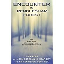 Encounter in Rendlesham Forest (English Edition)