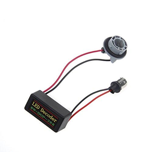 Sunpie Canbus Fehlerfrei Widerstand LED Decoder für LED Drehen Signal Glühbirne Auto Motorräder
