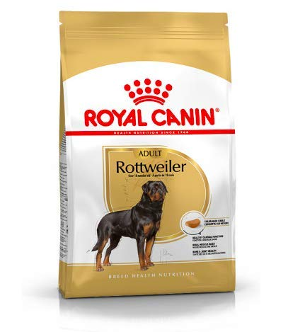 Maltbys' Stores 1904 Limited 3kg Royal Canin ROTTWEILER ADULT Breed Health Nutrition Dog food