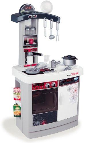 Preisvergleich Produktbild Tefal Spielküche 96 cm mit Backofen und Kühlschrank, 50cm-Arbeitshöhe