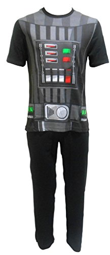 Star Wars Darth Vader Uomo pigiama Set DiUomoioni: L