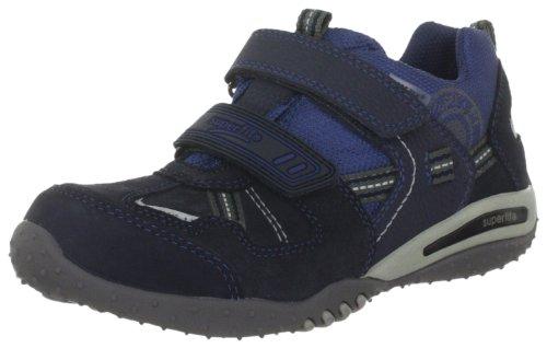 Superfit Sport 2 90022500 Jungen Halbschuhe Blau (Ocean Kombi)