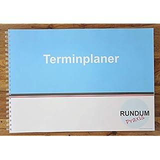 Terminplaner Praxisplaner Terminkalender Montag bis Samstag 3 Spalten 15 und 30 Minuten Takt A3 quer