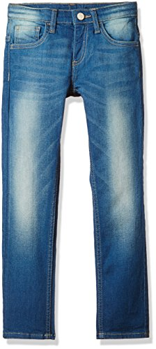 United Colors of Benetton Baby Boys' Jeans (17P4DENC002FI901_901_Blue_0Y)