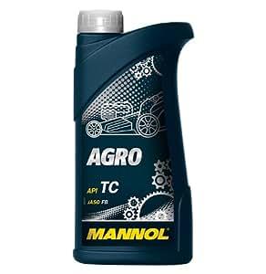 AGRO Universal 2-Takt Öl für Gartengeräte und Landwirtschaft 1 Liter
