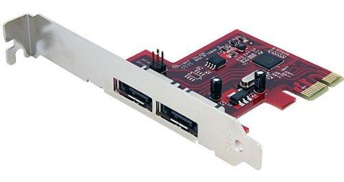2 Port SATA 6 Gbps PCI Express eSATA Controller Card lowest price