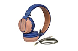 Signature VMB22 Wireless High Quality Stereo Bass Bluetooth Headphones -Blue