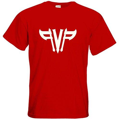 getshirts - elitepvpers Merchandise - T-Shirt - Elitepvpers PVP White Red