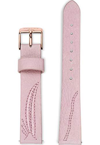 Rosefield Damen Leder Uhrenarmband CIBR-S166