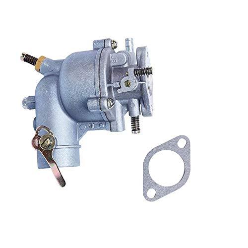 CrystalB Vergaser für Briggs & Stratton 394228 299169 170401 190412 7PS Motorvergaser Ersatz für Toro 58170 Schneefräse mit Reinigungswerkzeug