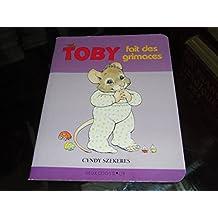 Toby fait des grimaces