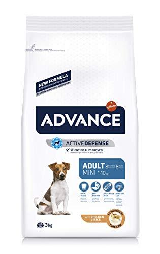 Advance pienso Perro Mini Adult Pollo Arroz 3kg-Pack