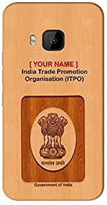 "Aakrti Mobile Back cover with your Dept: India Trade Promotion Organisation (ITPO).your Govt ID in remarkable Way With "" Your Name "" Printed on your Smart Phone : Asus ZenFone-6"