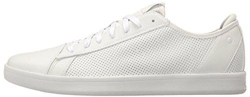 Skechers Highland-t, Sneaker Uomo, Bianco (White), 42 EU