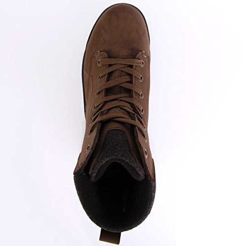 Lowa Oslo GTX Mid Brown Beige Brown