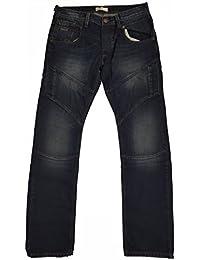 Voi Jeans Bleu foncé Recruit Sandlast Denim Construit Jean