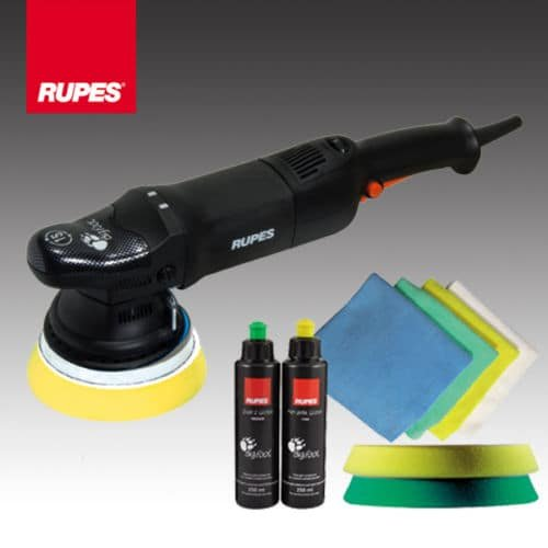 RUPES Bigfoot Polisseuse excentrique de lhr15 standard Kit