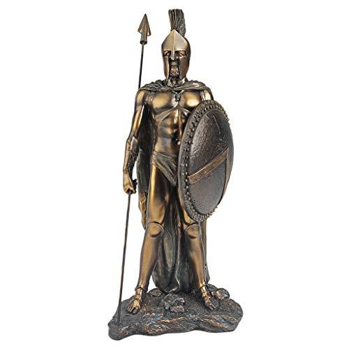 Design Toscano Der legendäre Krieger Spartakus, Figur -
