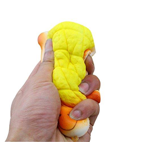 Schildkröte Soft-spielzeug (Stress Relief Toy,Hansee Slow Rising Squeeze Reduzieren Stress Spielzeug Squishy Fun Witz Geschenk Abreact Toys (Schildkröte))