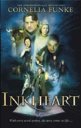 Book cover for Inkheart