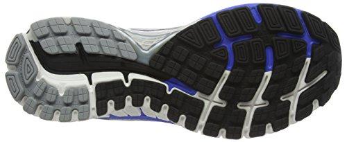 Brooks Adrenaline Gts 16 - 110212 1B 181 Herren Traillaufschuhe Silber (Silver/Blue/Black 181)