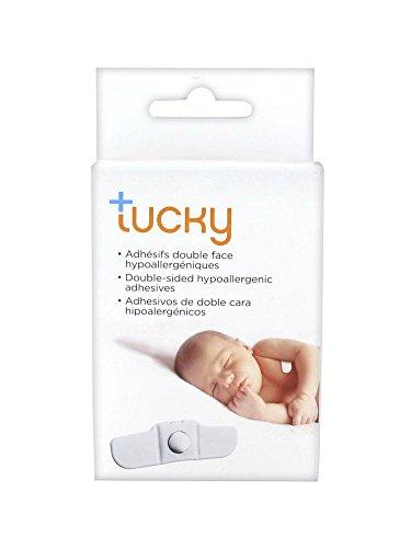 Recharge Tucky - 15 adhésifs double face hypoallergéniques