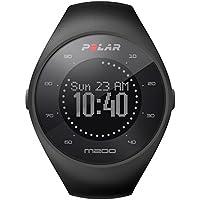 Polar M200-Reloj de Carrera con GPS y Frecuencia Cardíaca en la Muñeca, Color, Unisex, Negro, M/L