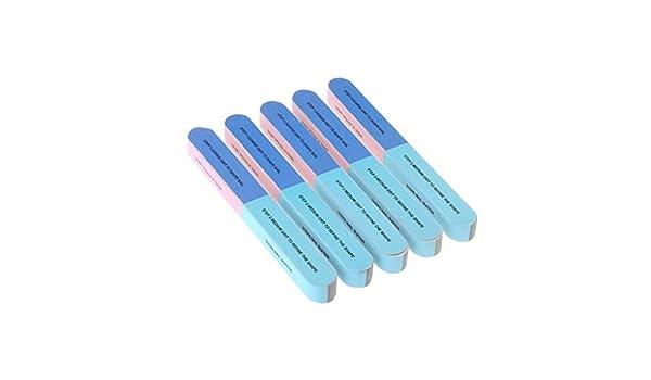 5 stücke Schwamm Schleifstange Werkzeuge Polieren Sticks für Hobby