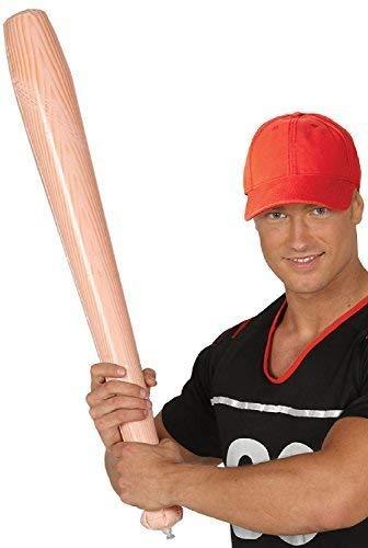 fblasbar Baseballschläger Sport Fächer Karneval Halloween Kostüm Kleid Outfit Zubehör ()