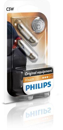 Preisvergleich Produktbild Philips 12844B2 Soffittenlampe Vision C5W