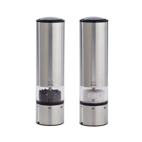 peugeot-2-27162-set-di-macina-pepe-e-sale-elis-sense-in-acciaio-inox-uselect-20-cm-con-luce-e-sensor