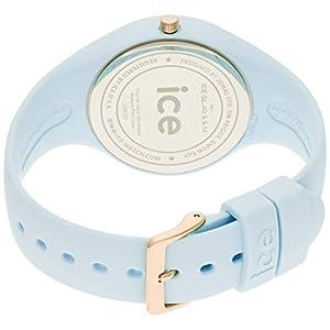Ice-Watch - ICE glam pastel Lotus - Orologio blu da Donna con Cinturino in silicone - 001063 (Small)