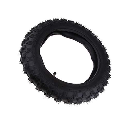 KESOTO 1 Stück Reifen inneres Rohr aufblasbarer Elektrischer Roller-Reifen Reifenschlauchset für Reifengröße 2.50-10 -