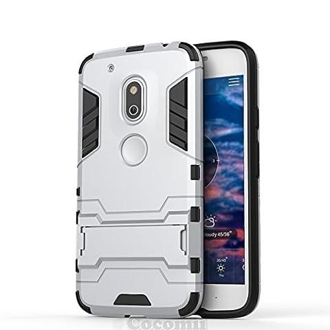 Motorola Moto G4 Play Coque, Cocomii® [HEAVY DUTY] Iron Man