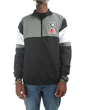 New Era Hombres Chaquetas / Chaqueta de entretiempo F O R Oakland Raiders