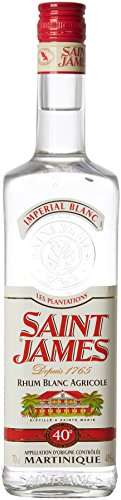 St. James Rhum Blanc Agricole 70 cl