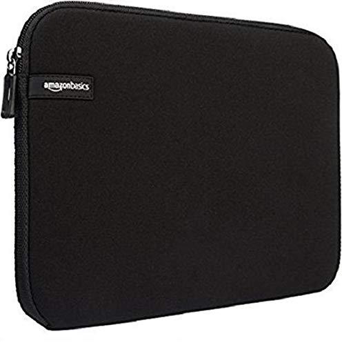 AmazonBasics NC1303154 - Funda para ordenadores portátiles (15.6'), color negro