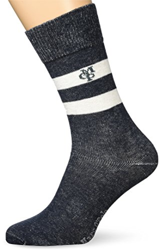 Marc O\'Polo Body & Beach Herren Legwear 1-Pack Socken, Blau (Navy 815), 43/46