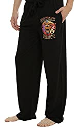 Five Nights at Freddy's Group Image Men's Lounge Pants: X-Large