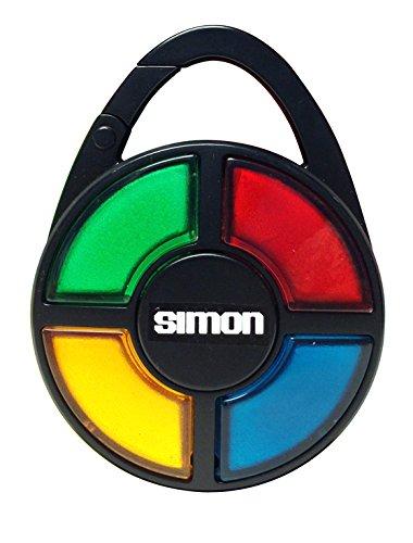 SIMON ELECTRONIC CARABINER HAND HELD MEMORY GAME