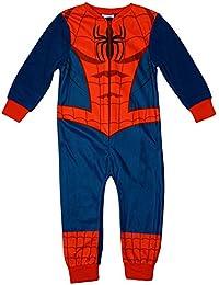 Spiderman - Pijama de una pieza - para niño