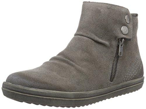 Remonte R6681 Damen Hohe Sneakers Grau (asche / 42)