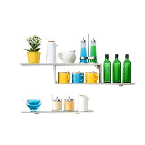 Küchenregal Regal 304 Edelstahl-Drain Seasoning Wand-montiert Multi-Funktions-Storage Home Free Punch CHENGYI -