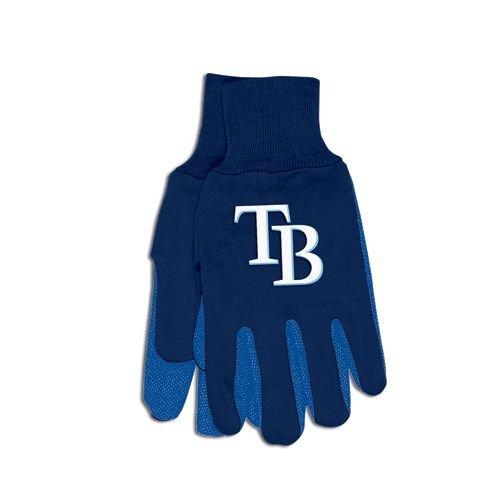 Strahlen bicolor Handschuhe ()