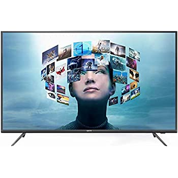 Sanyo 107 95 cm (43 Inches) 4K UHD IPS LED Smart Certified Android TV  XT-43A081U (Dark Grey)