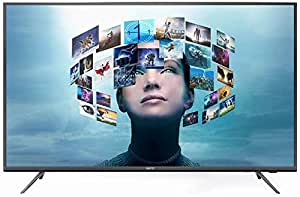 Sanyo 107.95 cm (43 Inches) 4K UHD IPS LED Smart Certified Android TV XT-43A081U (Dark Grey)