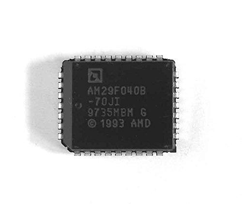 AM29F040B-70JI AMD PLCC32 5V Flash Memory Flash-Speicher - Amd-flash-speicher