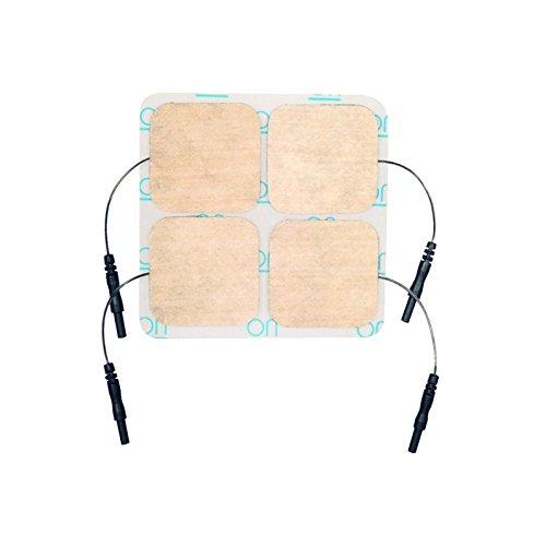 Electrodos autoadhesivos Stimex, bolsas de 4electrodos,281006